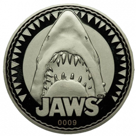 Monedă: Jaws Collectible Logo / You're gonna need a bigger boat