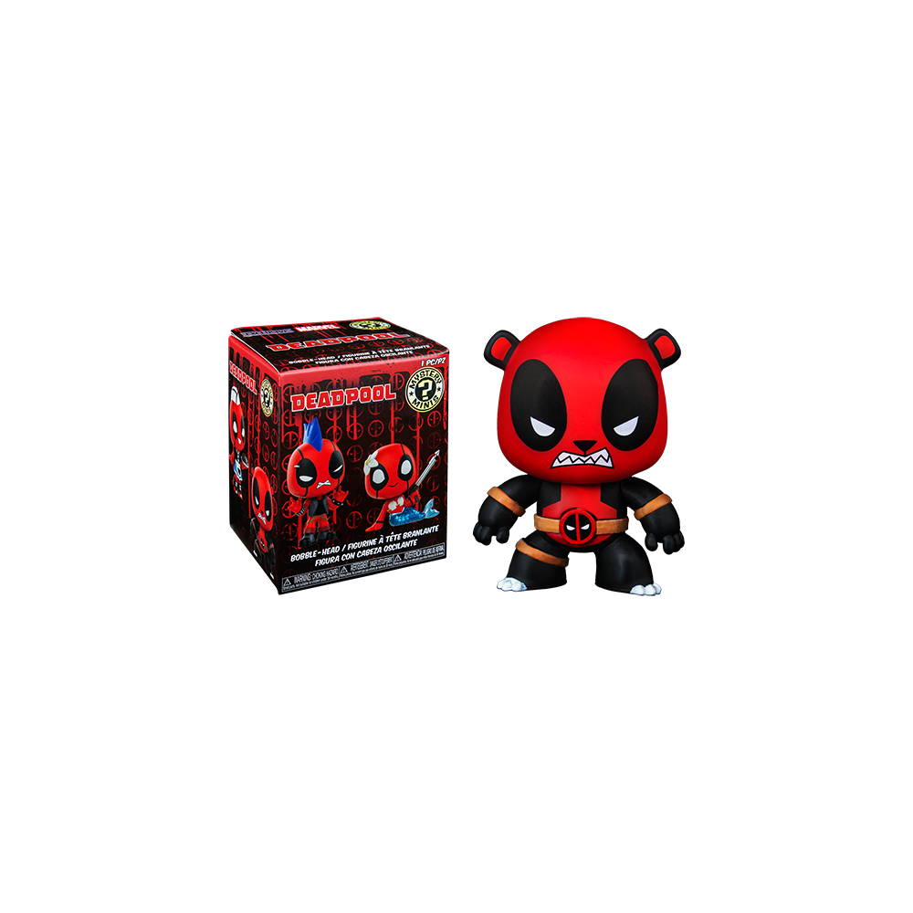 Mystery Mini Blind Box: Deadpool