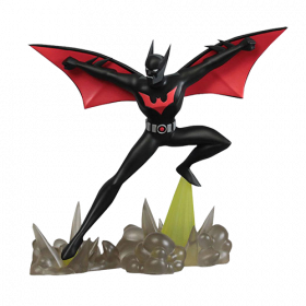 DC Gallery Batman Beyond Batman