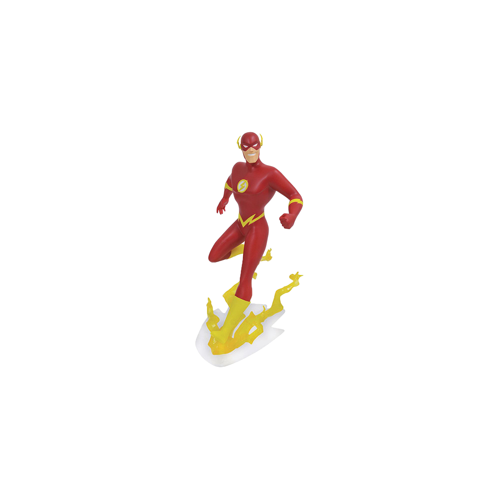 DC Gallery JLA The Animated Series Flash