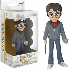 Funko Rock Candy - Harry Potter - Harry Potter w/ Prophecy