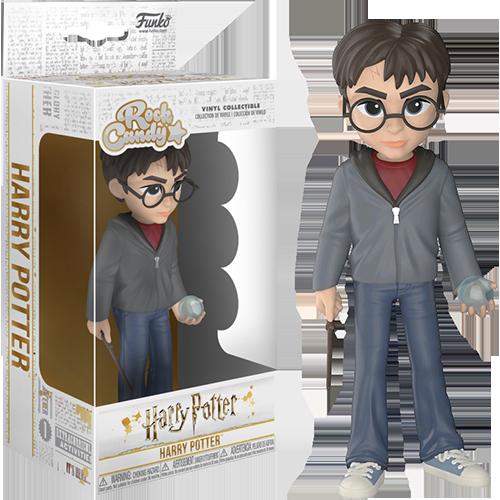 Funko Rock Candy - Harry Potter - Harry Potter w/ Prophecy