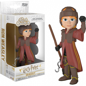 Funko Rock Candy - Harry Potter - Ron in Quidditch Uniform