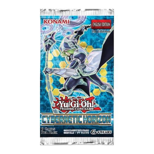 Yu-Gi-Oh!: Cybernetic Horizon - Booster Pack
