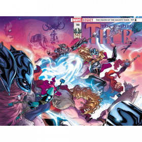 Story Arc - Mighty Thor - Death of the Mighty Thor