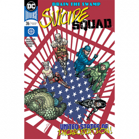 Story Arc - Suicide Squad - Drain the Swamp