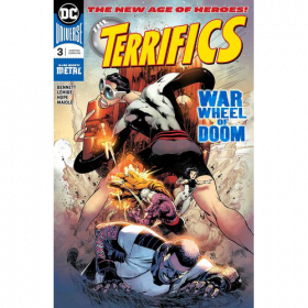 Story Arc - Terrifics - Meet The Terrifics