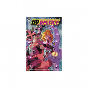 Limited Series - Justice League - No Justice