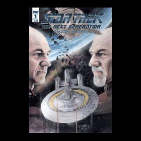 Limited Series - Star Trek TNG - Through the Mirror