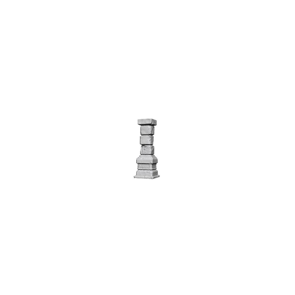 D&D Unpainted Miniatures: Pillars