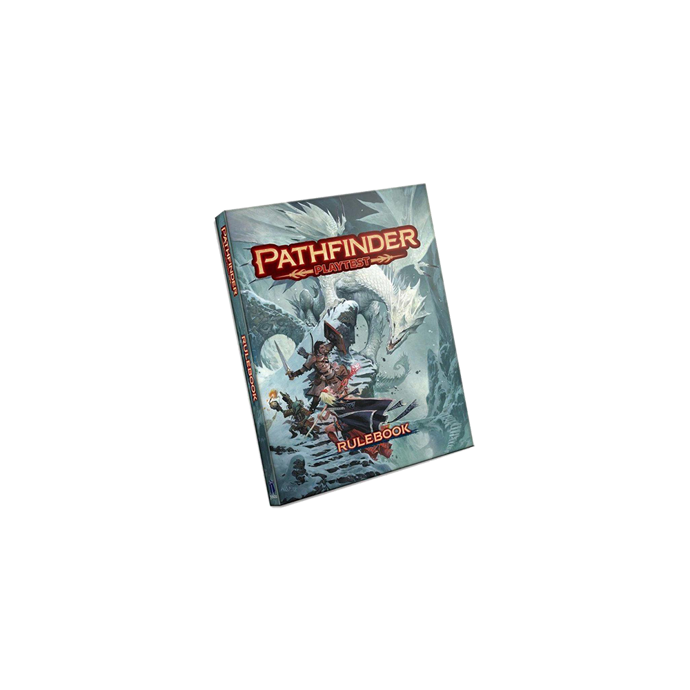 Pathfinder RPG 2nd Ed: Playtest Rulebook (Softback)