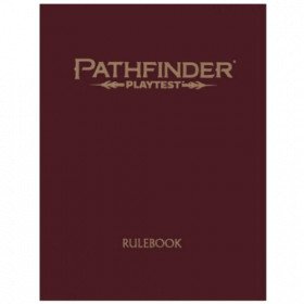 Pathfinder RPG 2nd Ed: Playtest Rulebook (Special Edition)