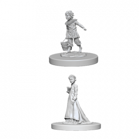 Pathfinder Unpainted Miniatures: Children