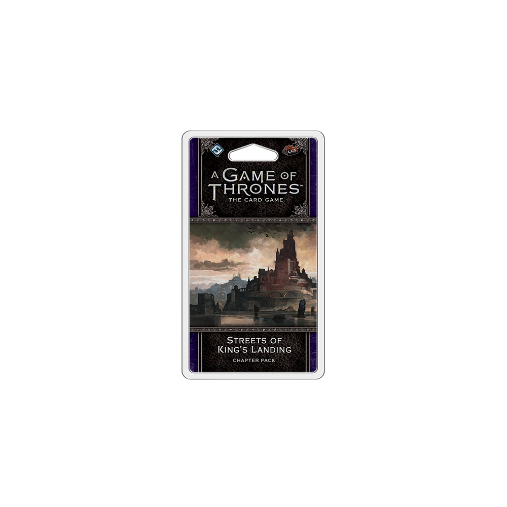 A Game of Thrones: The Card Game (editia a doua) – Streets of King's Landing