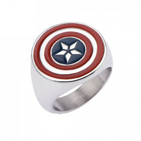 Captain America - Cival War Shield Ring
