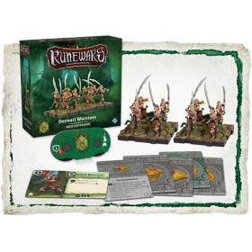 Runewars Miniatures Game - Darnati Warriors