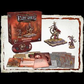 Runewars Miniatures Game - Kethra A'laak