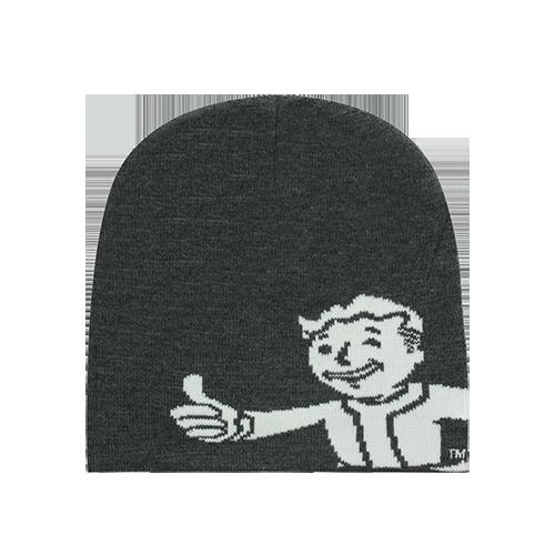 Căciulă tricotată: Fallout - Vault Boy Approves