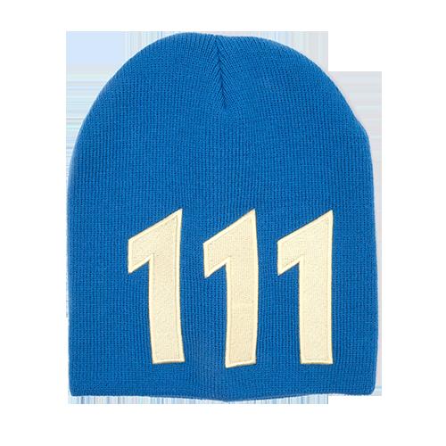 Căciulă tricotată: Fallout - Vault 111