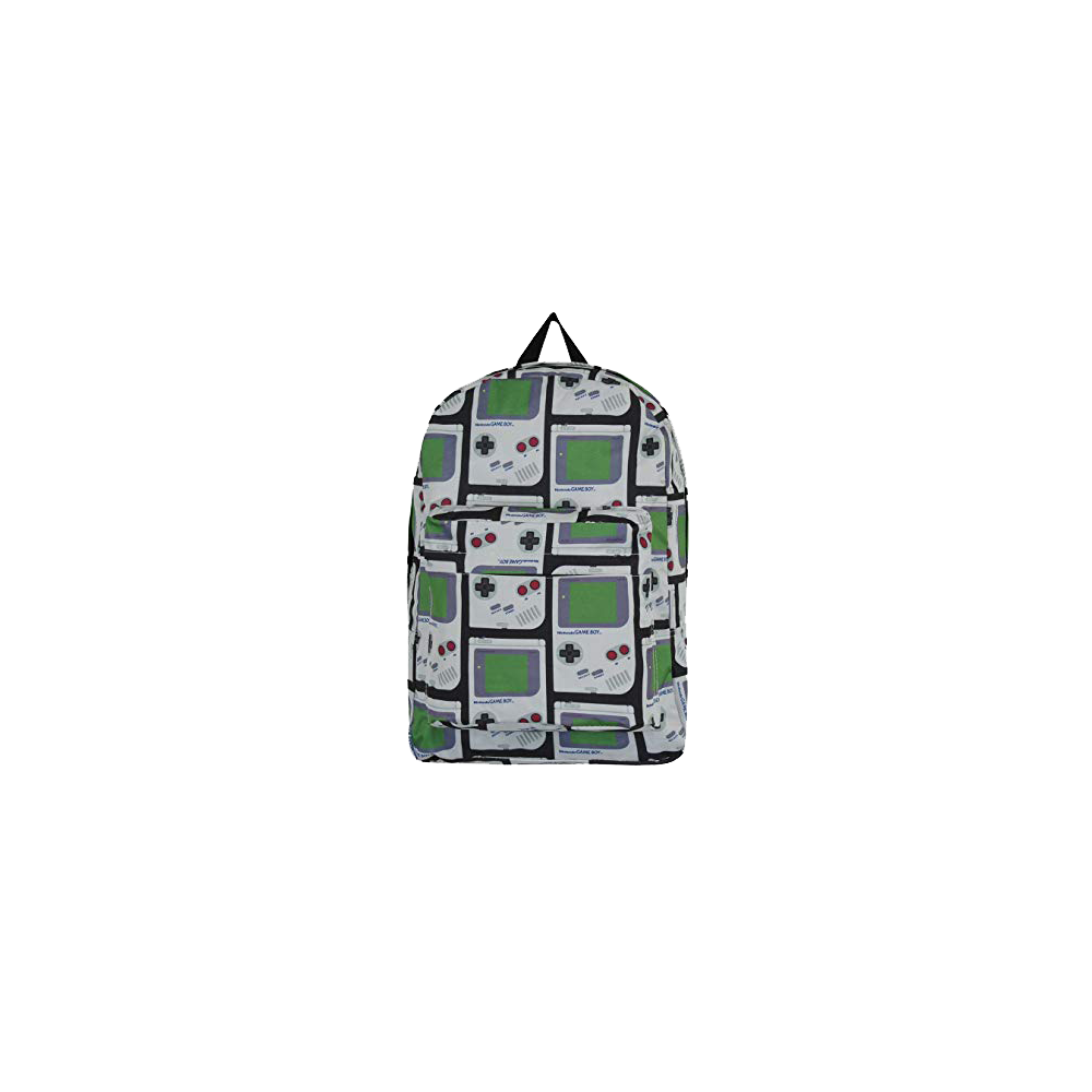 Nintendo - Gameboy Backpack With All Over Print