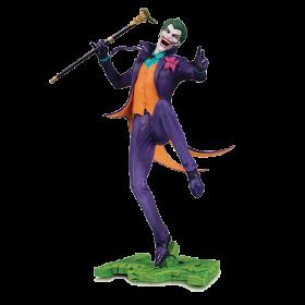 DC Core The Joker Pvc Statue