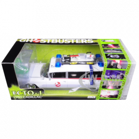 Ghostbusters Ecto-1 1/21 Scale Die Cast Vehicle
