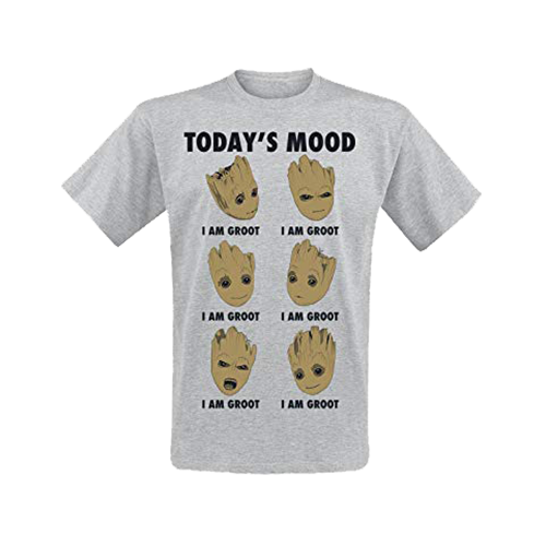Tricou: Guardians of the Galaxy Vol. 2 - Groot Todays Mood