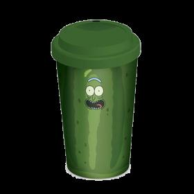 Rick and Morty Travel Mug I'm Pickle Rick
