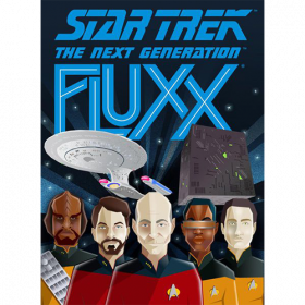 Star Trek The Next Generation Fluxx