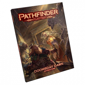 Pathfinder RPG 2nd Ed: Playtest Playtest Adventure Doomsday Dawn