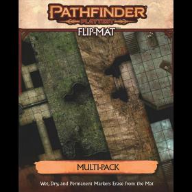 Pathfinder RPG 2nd Ed: Playtest Playtest Flip-Mat Multi-Pack