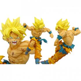 Dragonball Z Match Makers Figure Super Saiyan Son Goku