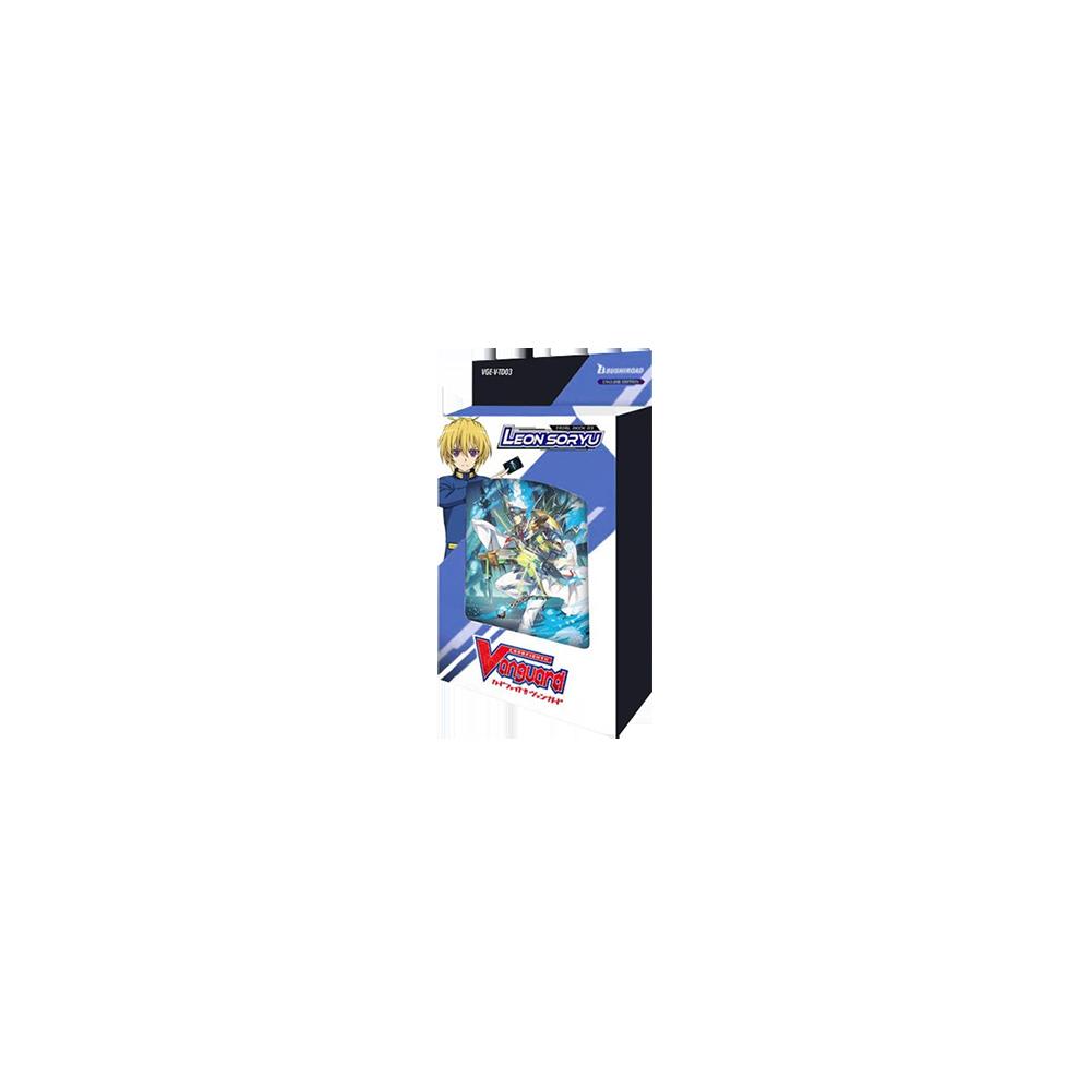 Cardfight!! Vanguard V - Trial Deck - Leon Soryu