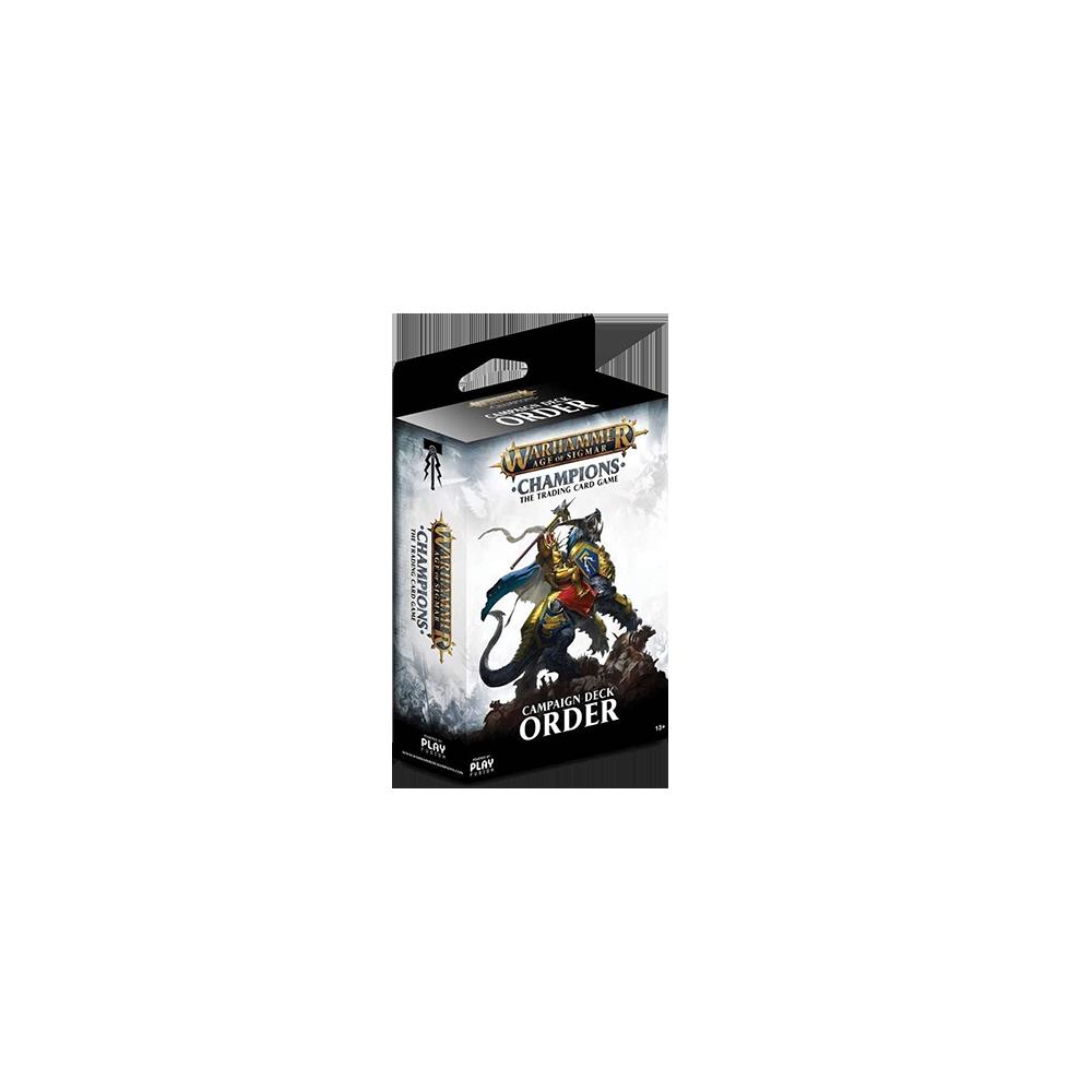 Warhammer Age of Sigmar: Order