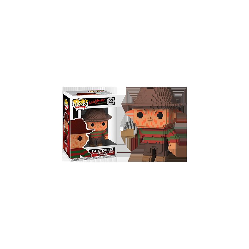 Funko Pop: 8-Bit Freddy Krueger