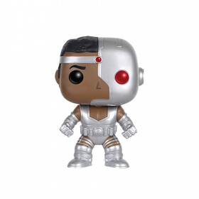 Funko Pop: Justice League - Cyborg