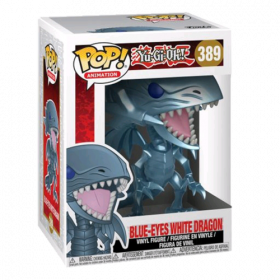 Funko Pop: Yu-Gi-Oh! - Blue Eyes White Dragon