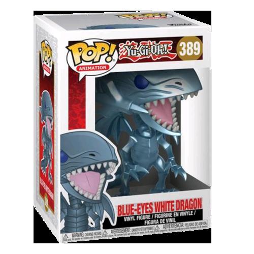 Funko Pop: Yu-Gi-Oh! - Blue Eyes White Dragon