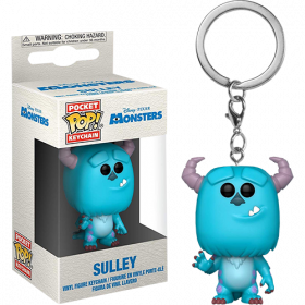 Funko Pop: Breloc - Monster's Inc. - Sulley