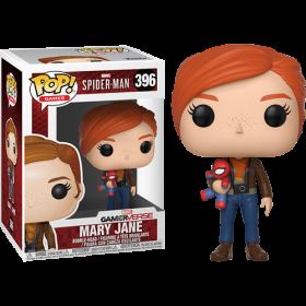 Funko Pop: Spider-Man - Mary Jane w/Plush
