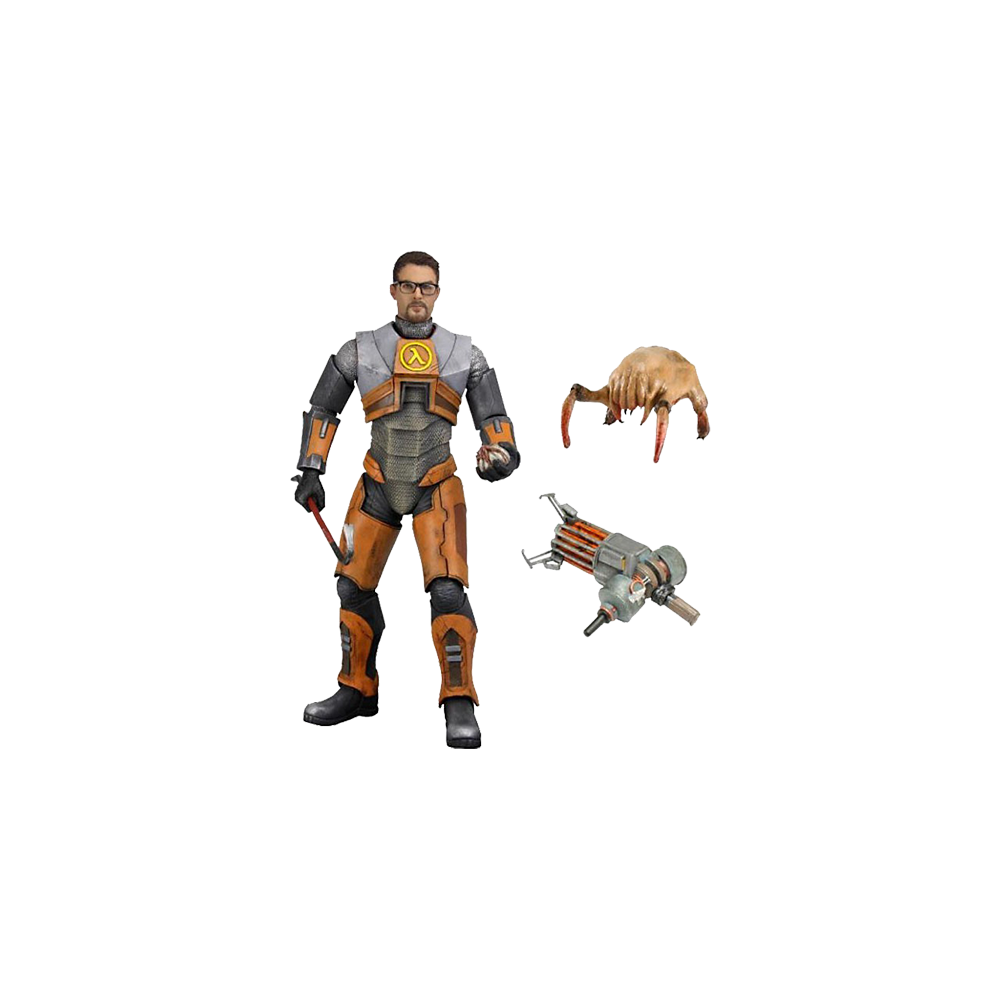 Half Life 2: Dr. Gordon Freeman Action Figure