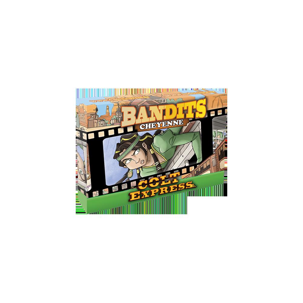 Colt Express: Bandits Expansion - Cheyenne