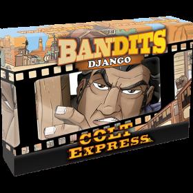 Colt Express: Bandits Expansion - Django