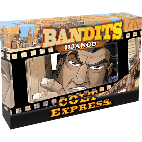 Colt Express: Bandits Expansion - Django