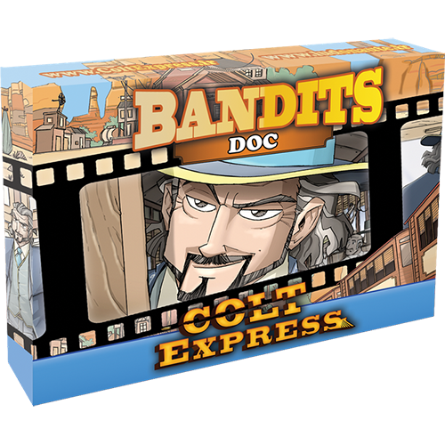 Colt Express: Bandits Expansion - Doc
