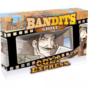 Colt Express: Bandits Expansion - Ghost