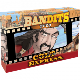Colt Express: Bandits Expansion - Tuco