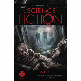 Limited Series - Tales of Science Fiction - Vault