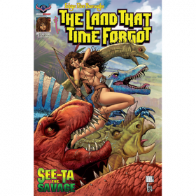 Limited Series - The Land that Time Forgot - See-Ta The Savage
