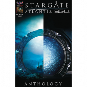 Stargate Atlantis Universe Anthology 2018